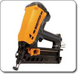 GFN1564K Angled Finish Nailer - Lightweight