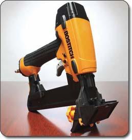 EHF1838K Flooring Stapler - Overmolded rubber grip