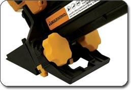EHF1838K Flooring Stapler - Adjustable knobs