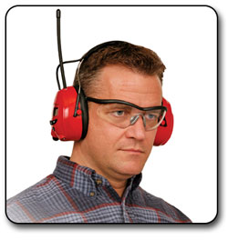 MCR Safety Safewaves Noise-Cancellation Hearing Protector