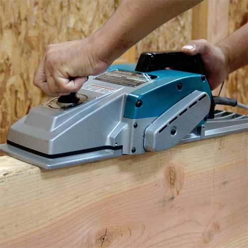 Industrial Power Wood Planer