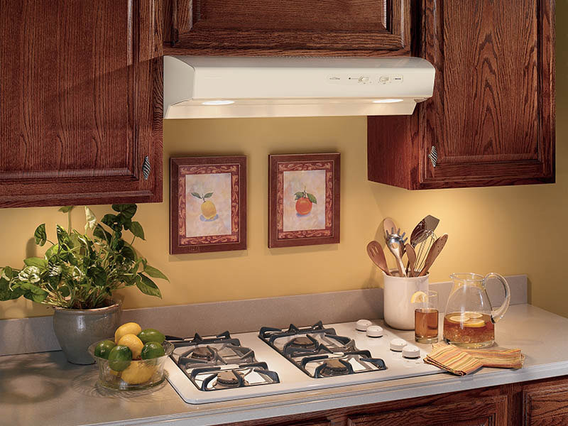 ... Ductless Bathroom Vent With Light By Amazon Com Broan Qs130ss Allure  Range Hood Stainless ...