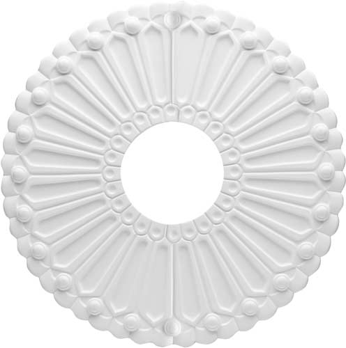 Installing a Ceiling Medallion - Decor Superstore - Crown Molding