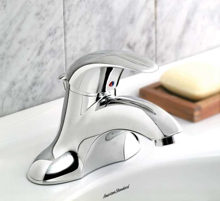 : American Standard 7385.000.002 Reliant 3 Bathroom Centerset Faucet ...