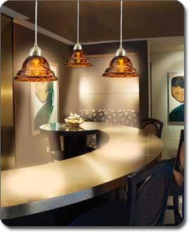 Westinghouse SINGLE LIGHT ADJ MINI PENDANT