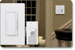 lutron mrf2 600mthw wh maestro wireless 600 watt multi location dimmer with controller and. Black Bedroom Furniture Sets. Home Design Ideas