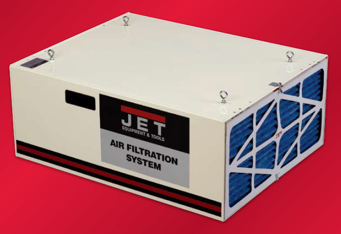 air filtration systems woodworking