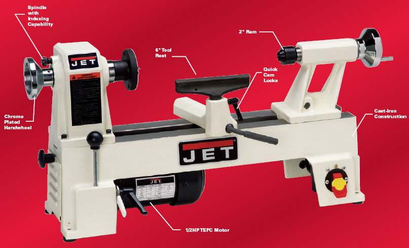 Jet Wood Lathe Accessories Pdf Woodworking