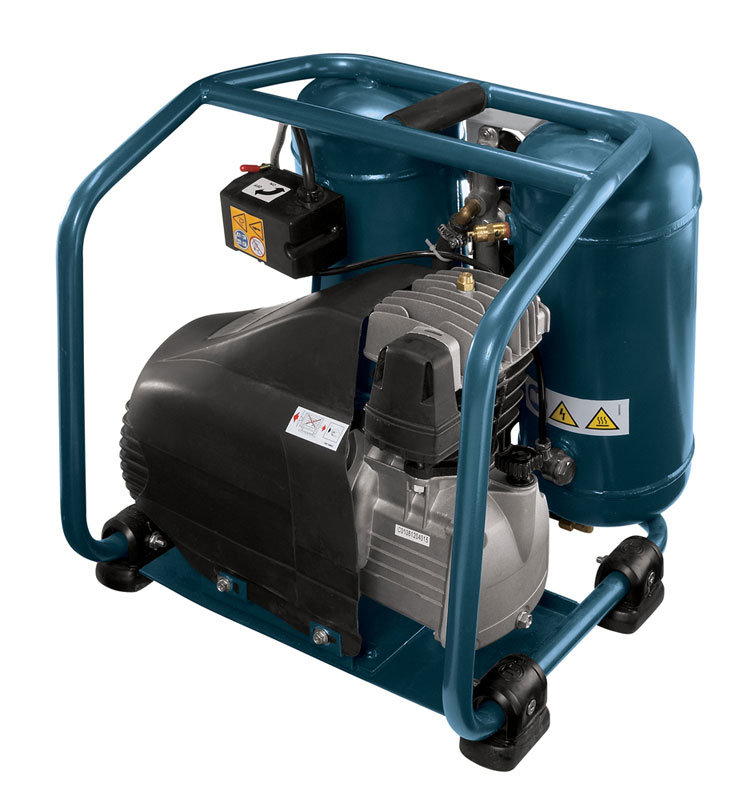 Bosch Cet3 10 3 Gallon 1 Hp Mini Twin Angled Tank Air