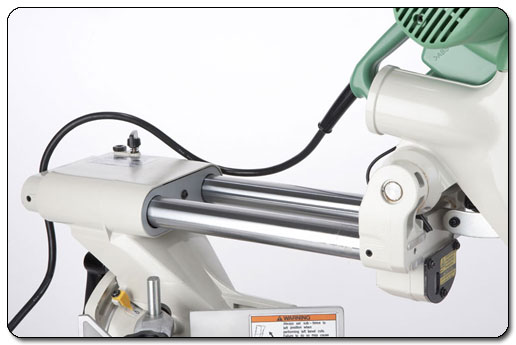 c26 HITACHI B00007J8CH 5 lg Hitachi C10FSH 10 Inch Sliding Compound Miter Saw with Laser