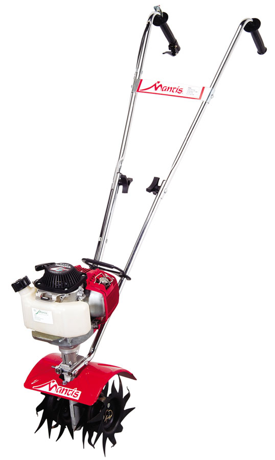 02 4-Cycle Honda Gas-Powered Tiller/Cultivator : Patio, Lawn & Garden