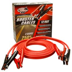 Extra Heavy-Duty Booster Cable