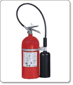 Kidde 466181 Pro 10 CD Fire Extinguisher