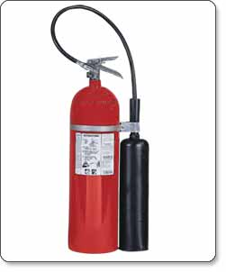 Kidde 466182 Pro 15 CD Fire Extinguisher