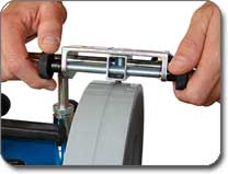 Truing and Dressing Tool
