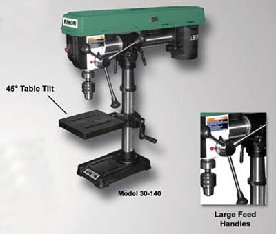 Bench drill press review