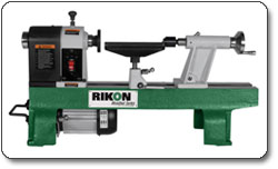 RIKON 70-100 12- by 16-Inch Mini Lathe