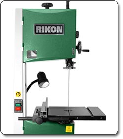 RIKON 10-325 14-Inch Deluxe Bandsaw