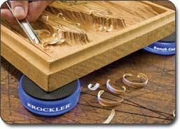 Bench Cookie Work Grippers