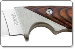 SOG WD-02 Woodline Fixed-Blade Knife, Small