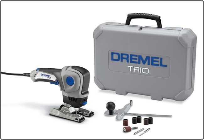 Dremel Trio Tool Kit