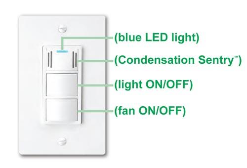 Vapour vent passive dehumidifier rhl warm air dehumidifier bath fan condensation mozeypictures Gallery