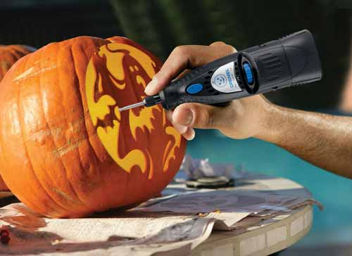 Dremel 7000-PK 6-Volt Pumpkin Carving Kit - Power Rotary Tools