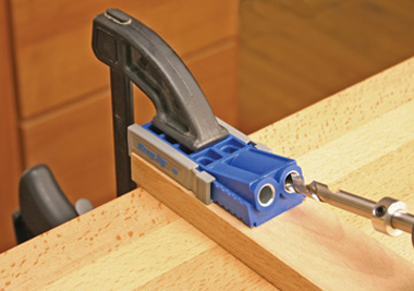 trend pocket hole jig instructions
