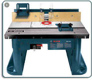 bosch B000H12DQ6 1 sm Bosch RA1181 Benchtop Router Table