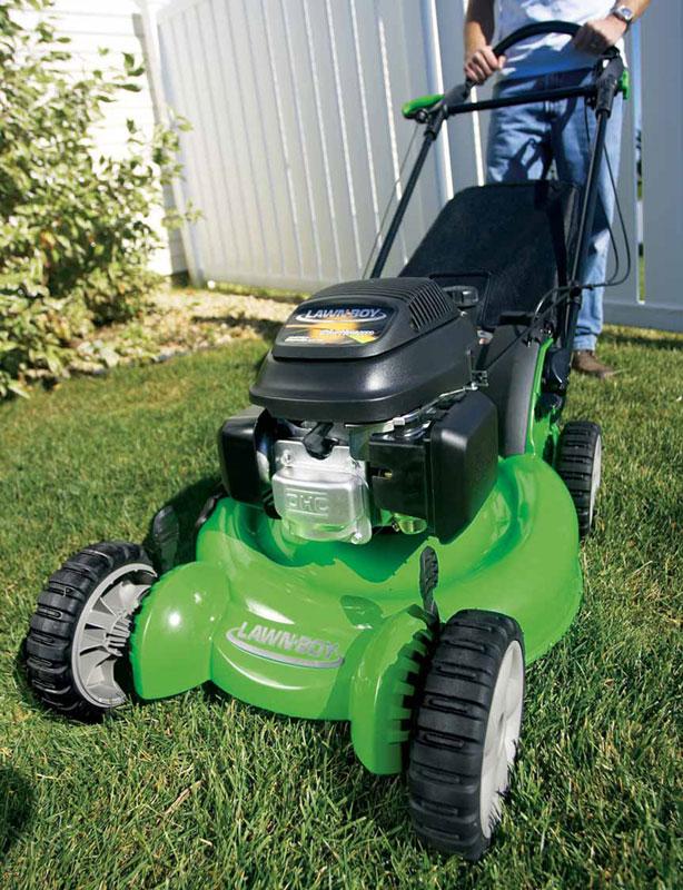 amazoncom lawn boy  insight platinum series   honda gc  hp ohv gas powered