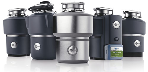 Insink : InSinkErator Evolution Compact 3/4 HP Household Food Waste Disposer ...