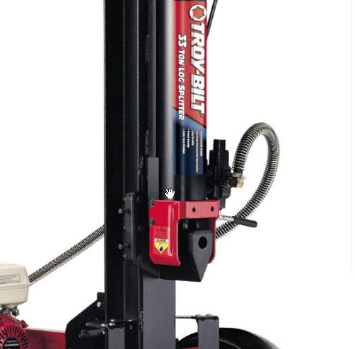 Honda OHC/OHV Gas Powered 33-Ton Log Splitter : Patio, Lawn & Garden