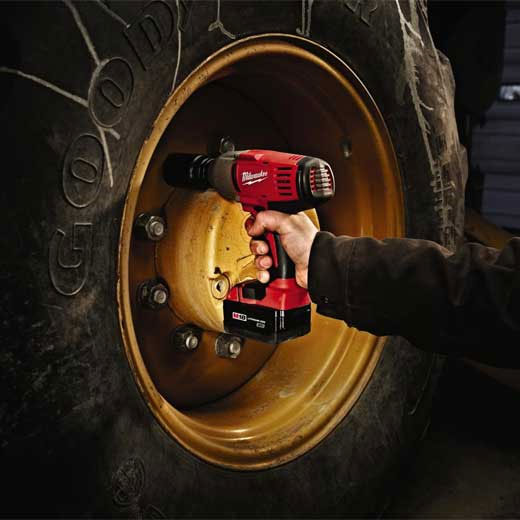 Milwaukee 2664-22 18-Volt M18 3/4-Inch High Torque Impact Wrench with