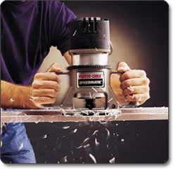 Black&Decker Porter-Cable Five-Speed Router