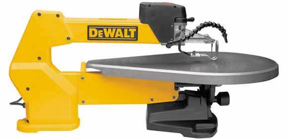 Black&amp;Decker DEWALT 20-Inch Variable-Speed Scroll Saw