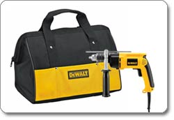 DEWALT DW511 1/2-Inch VSR Single-Speed Hammer drill