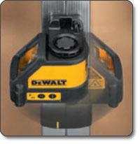 DEWALT (DW087K) Self-Leveling Line Laser