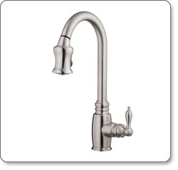 Danze Opulence Single-Handle Pull-Down Kitchen Faucet