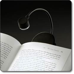 LightWedge Flex Neck Reading Light