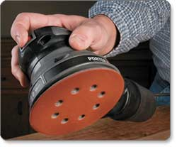Porter-Cable 390K Low-Profile Random-Orbit Sander