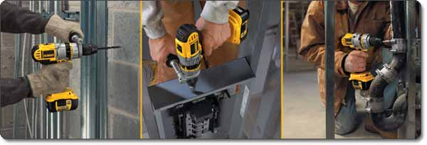 DEWALT (DCD950KX) 18-Volt 1/2-Inch Cordless XRP Hammerdrill/Drill/Driver Kit