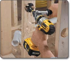 DEWALT 18-Volt XRP Lithium Ion Hammerdrill/Impact Driver Combo Kit
