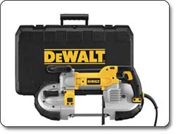 DEWALT Deep Cut Portable Band Saw Kit