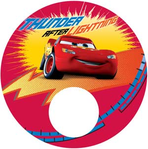 Disney Lightning McQueen Flex Neck Reading Light by LightWedge