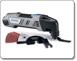 Dremel Cordless Multi-Max Oscillating Kit