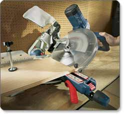 Bosch 12-Inch Dual-Bevel Glide Miter Saw