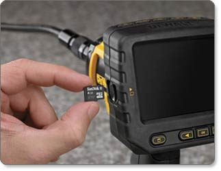 DEWALT 12-Volt Max Inspection Camera Kit