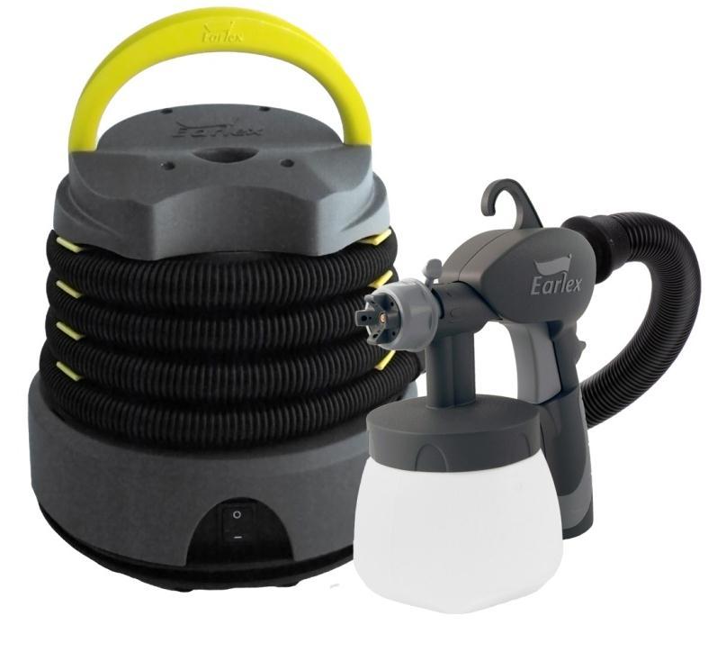 Earlex hv3500 spray station hvlp sprayer - Earlex spray station ...