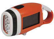 Energizer Solar 4-LED Spotlight