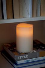 Energizer Flameless Wax LED Candle